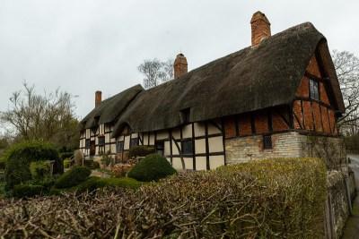 Anne Hathaways Cottage Travel Is Sweet