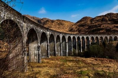 Glen Finnan Viaduct Travel is Sweet