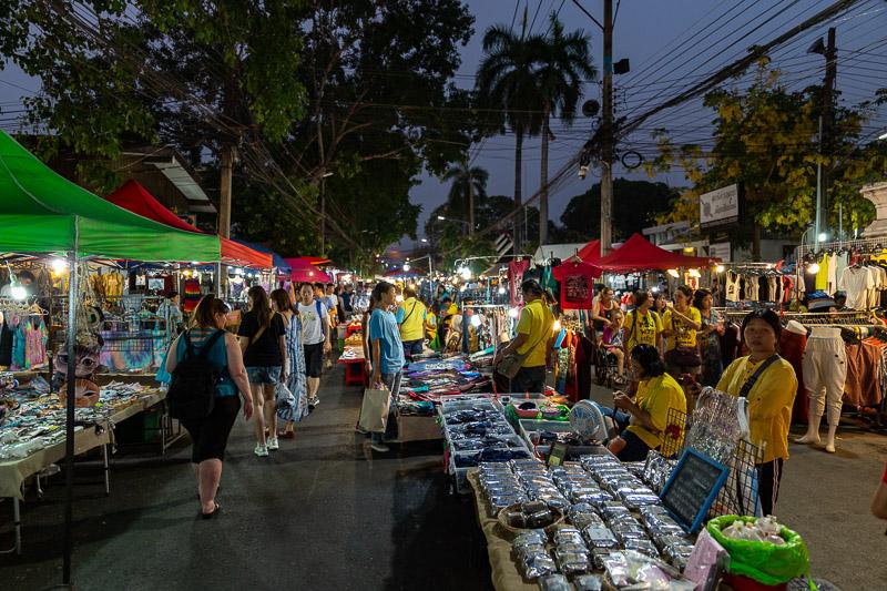 de rose hotel walking markets shops travel is sweet