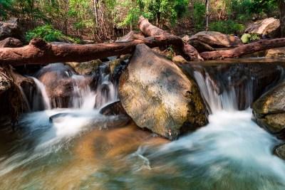 MaeSa Waterfall Double Travel is Sweet