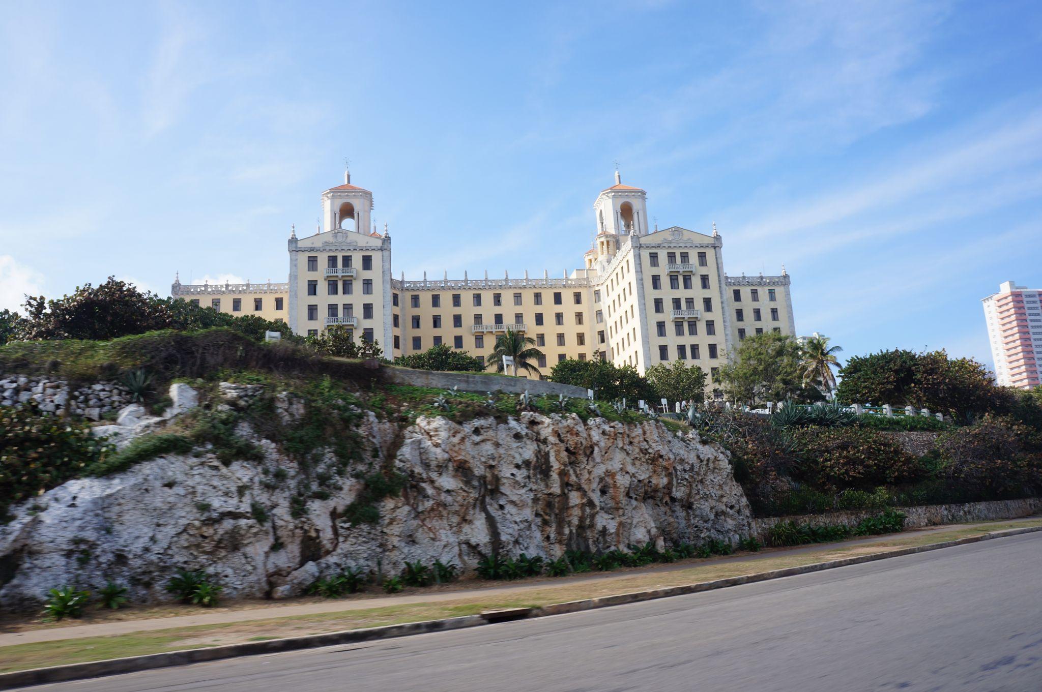 Hotel Nacional in Havana, Cuba