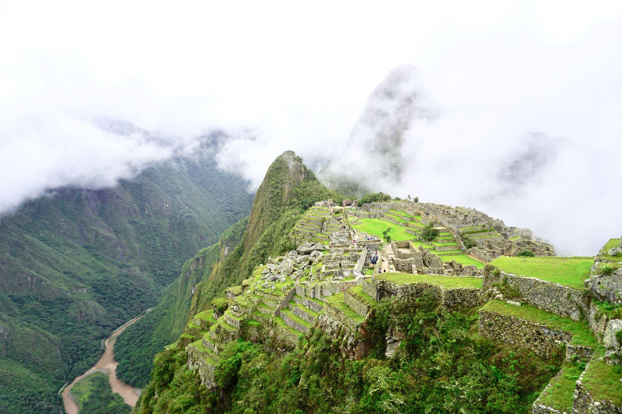 Machu Picchu and Cusco and altitude sickness