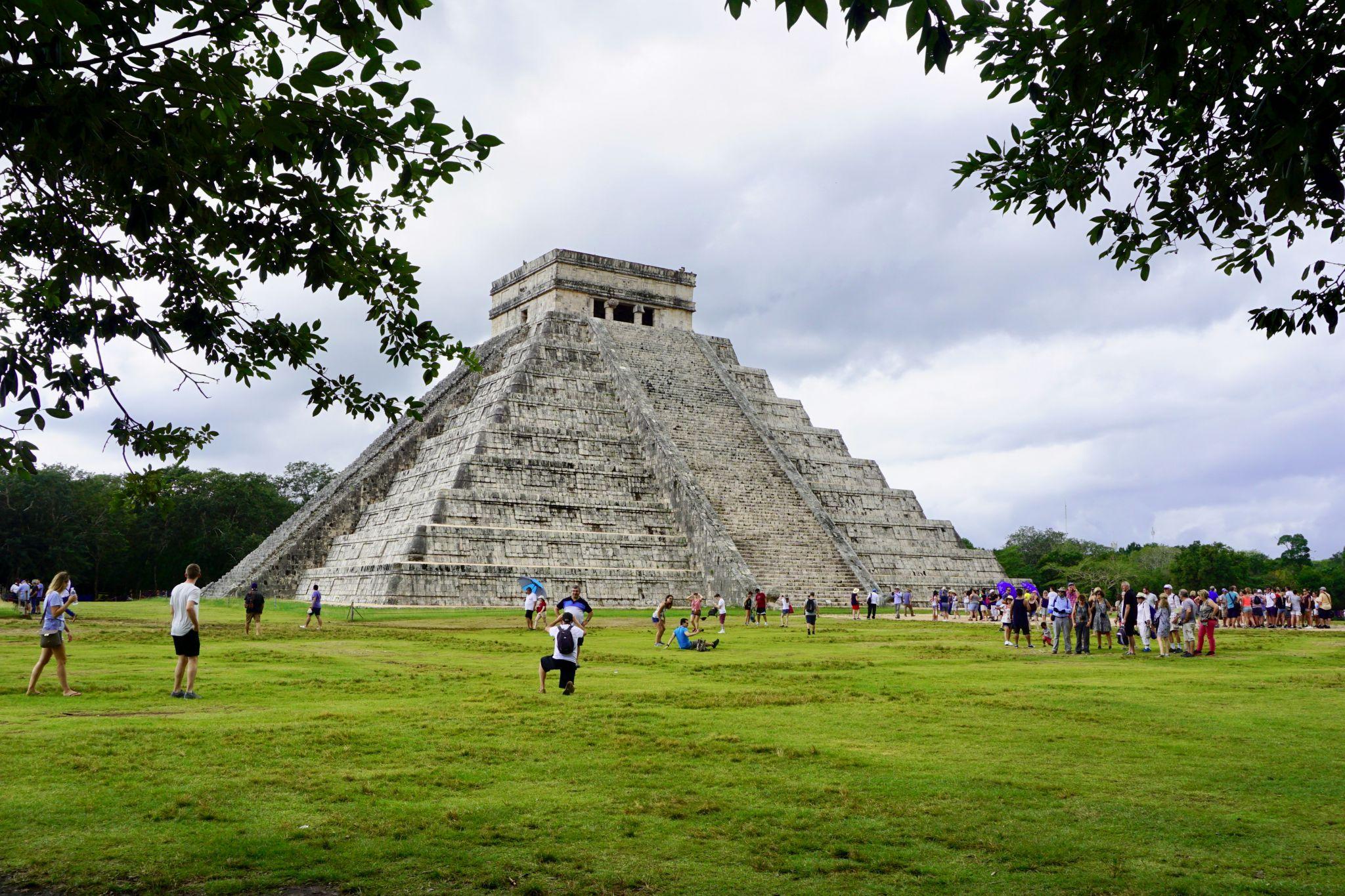 Interesting facts about El Castillo in Chichen Itzá