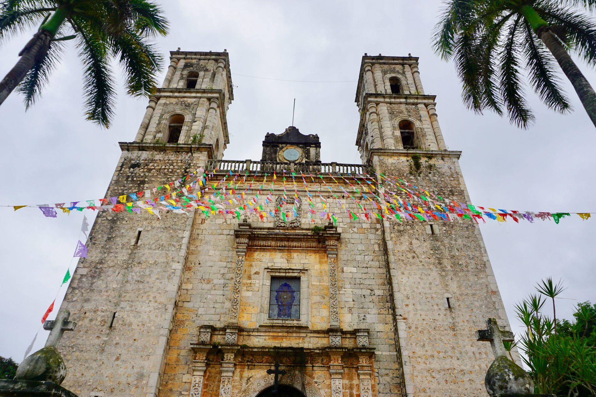 Iglesia de San Servacio in Valladolid is worth visiting