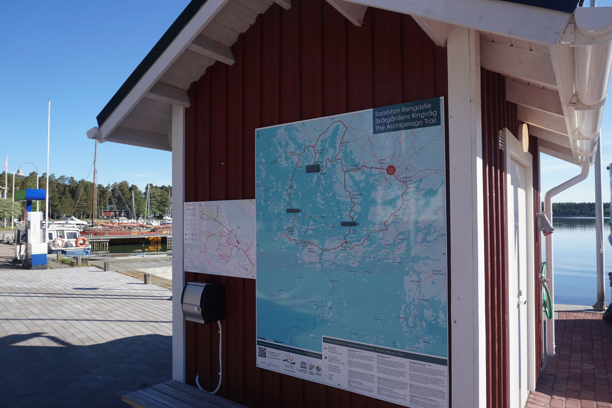Visiting the island of Seili in Southwest Finland