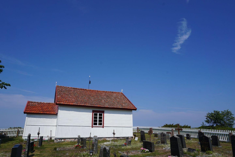 Jurmo chapel is worth visiting