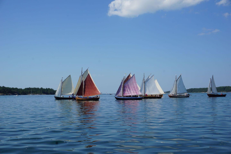 Korpo runt sailing competition