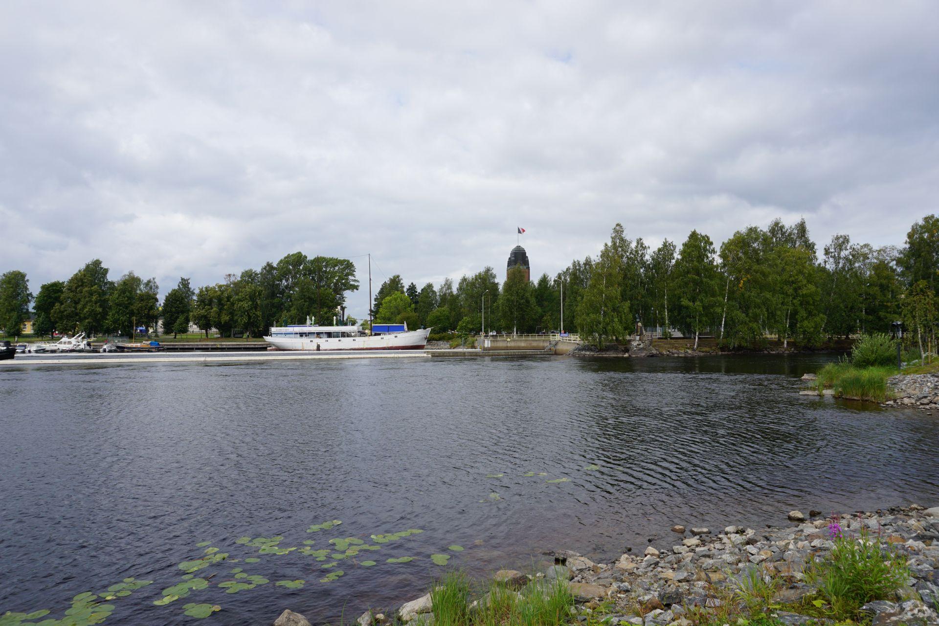 Visiting Joensuu