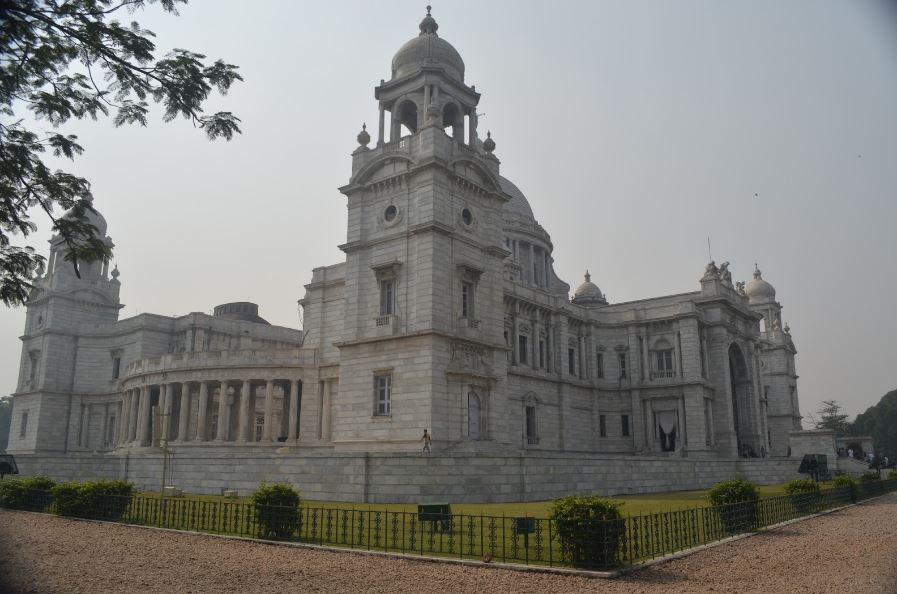 Victoria Memorial Kolkata by Travel Jaunts