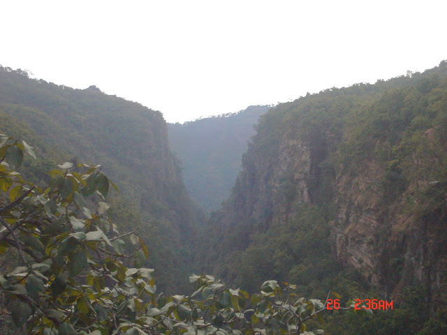 Pachmarhi, the hill station in MP India