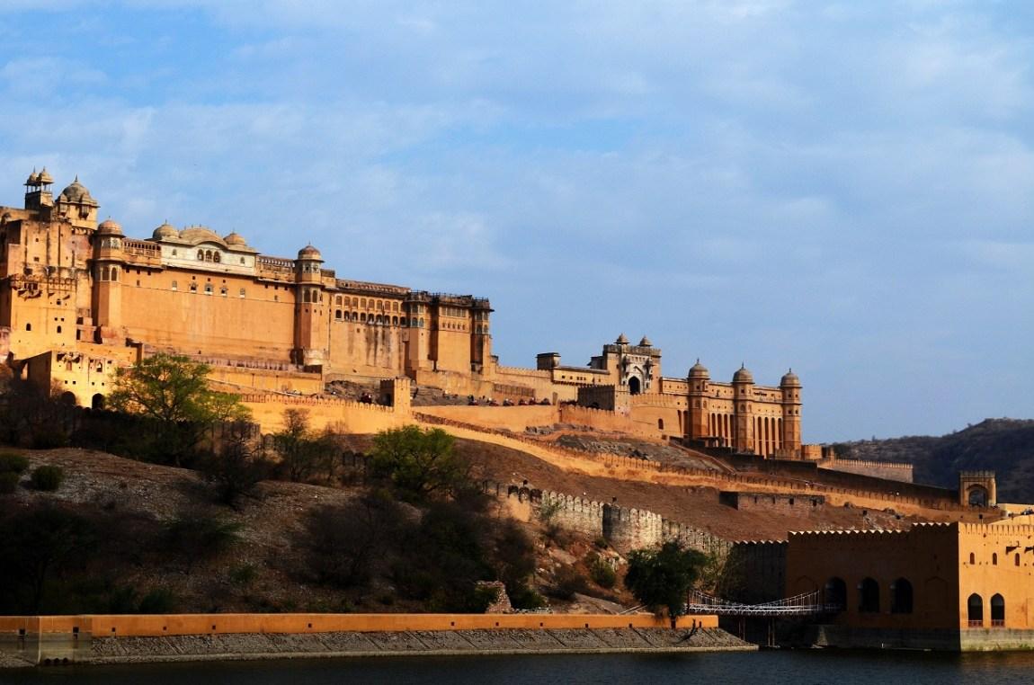 Amer Fort, Jaipur India