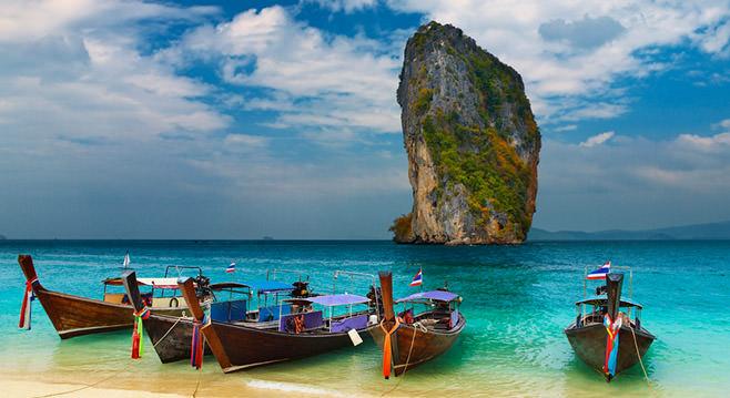 Travel to Thailand - TravelJaunts