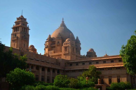 Umaid Bhavan Palace by Travel Jaunts