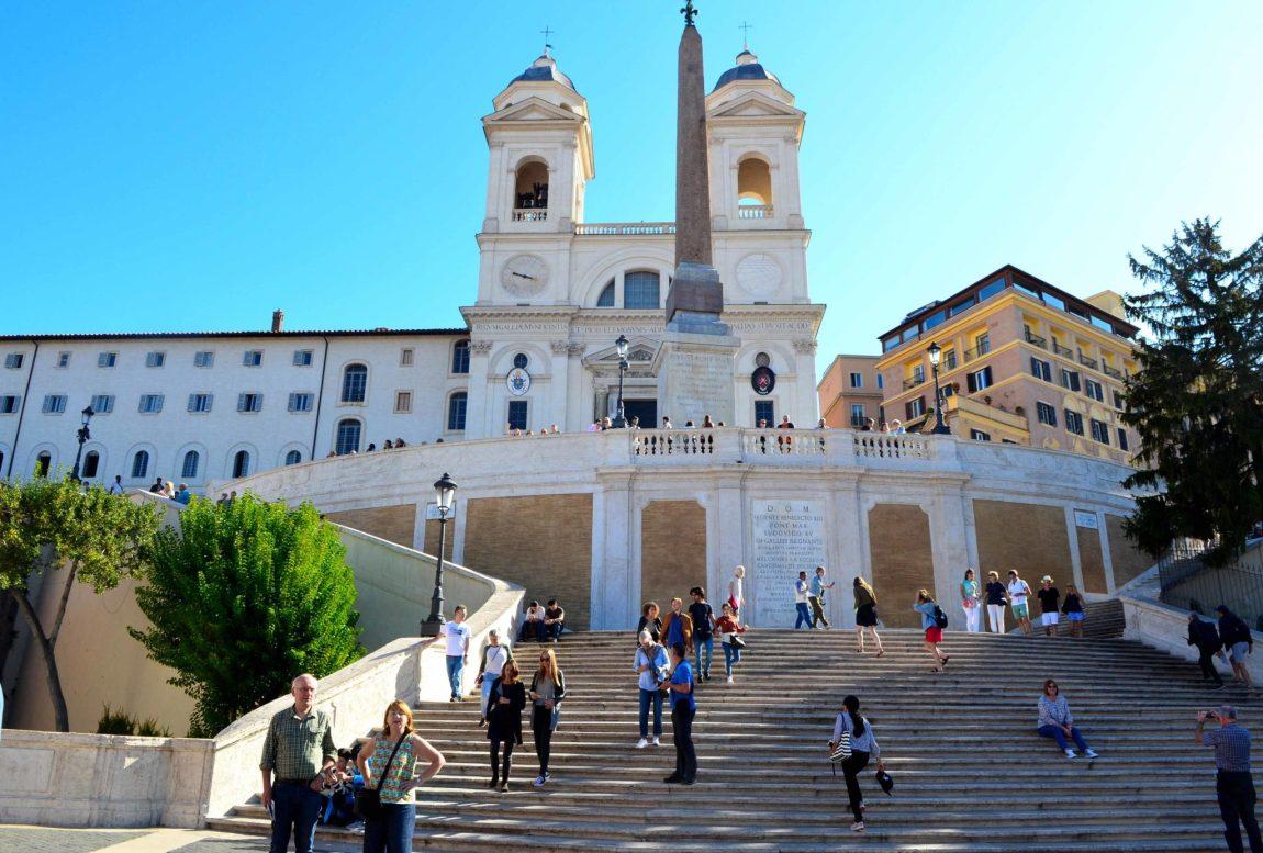 Spanish Steps , Rome