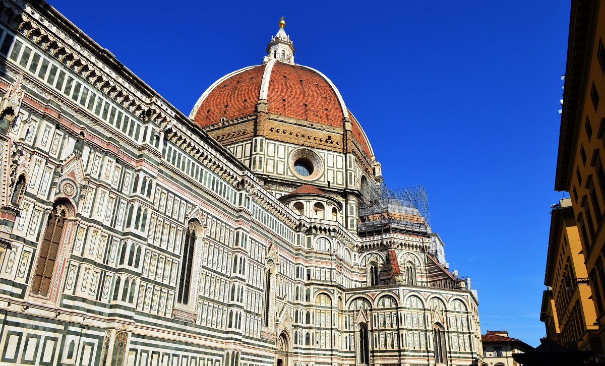 Santa Maria del Fiore, the cathedral