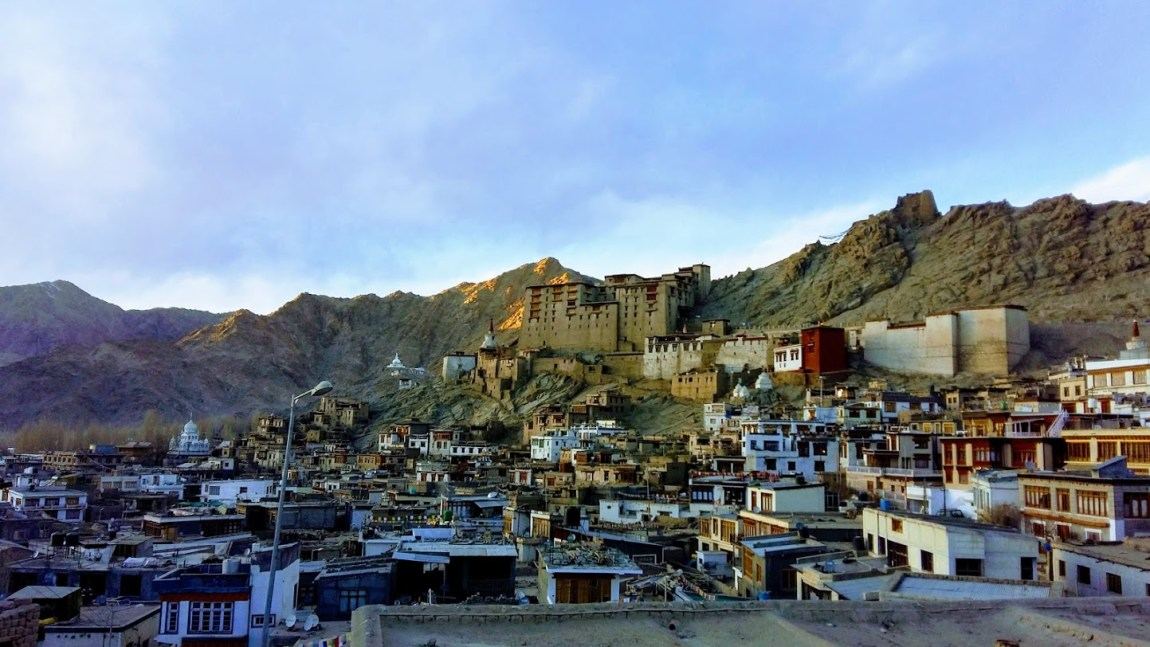 Leh Palace (by travel jaunts)
