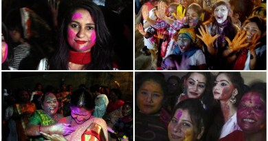 Hindus celebrate festival of colors in Pakistan