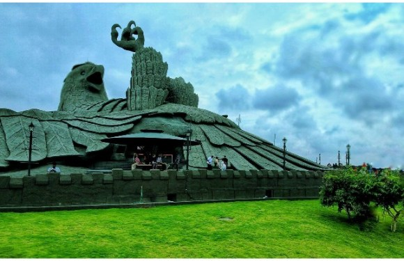 केरल का जटायु पर्वतः कभी सुना है इस जगह के बारे में