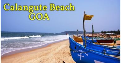 Calangute Beach Goa Best Time to visit and travel information