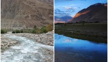 Shyok River History