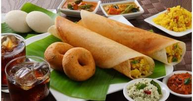 best 10 south Indian restaurant in Delhi