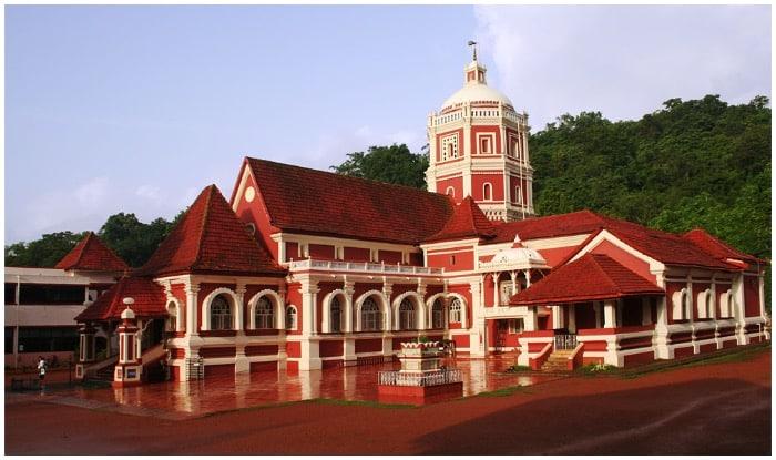 Shantadurga Mandir in Goa