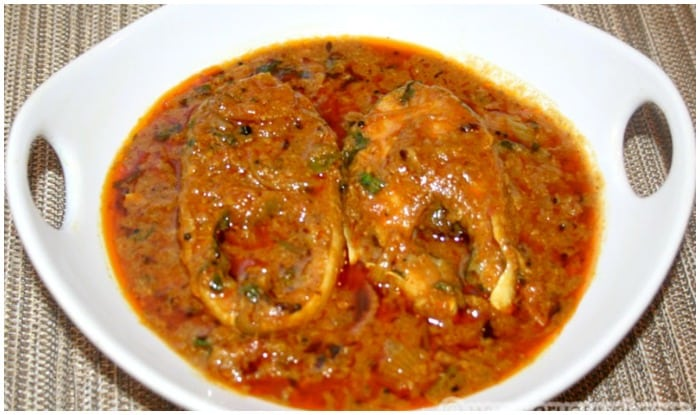 Bihari's fish curry recipe