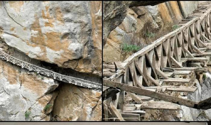 Gartangali Bridge, Gartangali Bridge Tour, How to Reach Gartangali Bridge, Best Trek Route in Uttarakhand, Dangerous Trek Route in Uttarakhand