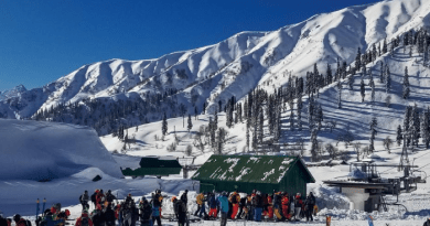 Gulmarg Tour Guide : Best 10 Places to visit here - Travel Junoon