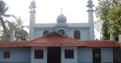 Cheraman Juma Mosque - India's first mosque exists in Kerala