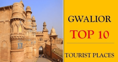 10 Places To Visit In Gwalior