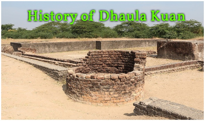 Dhaula Kuan - Know the history of Delhi famous place