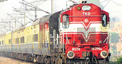 train : railways gave a big gift 40 special trains will run on the track