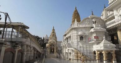 navratri 2020 pla to visit chattarpur temple in delhi