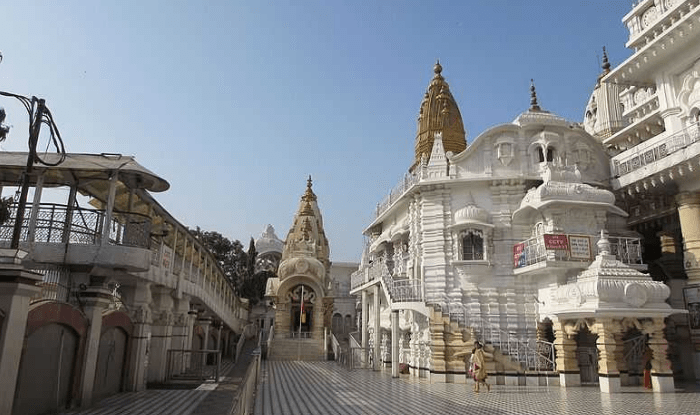 navratri 2020 pla to visit chattarpur temple in delhi