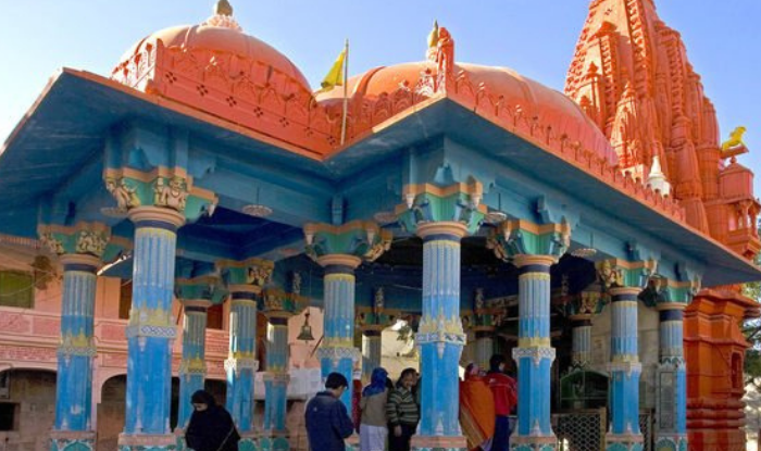 unknown fact about pushkar brahma temple