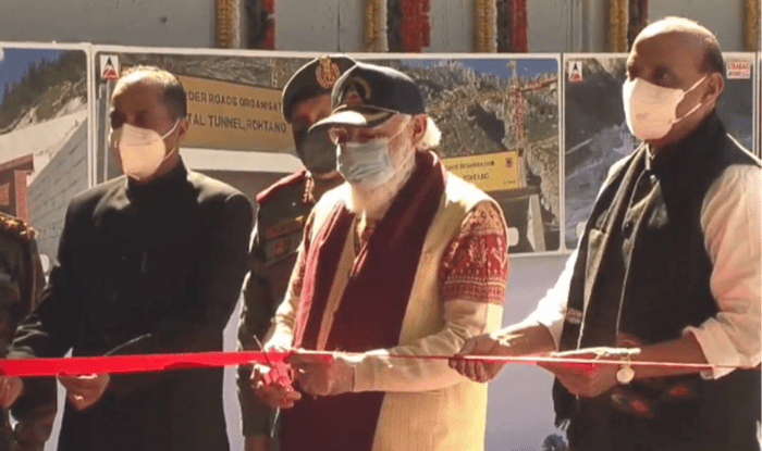 PM Narendra Modi inaugurates rohtang atal tunnel, know the benefits and key points