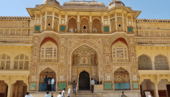 Know some facts about Amber Fort
