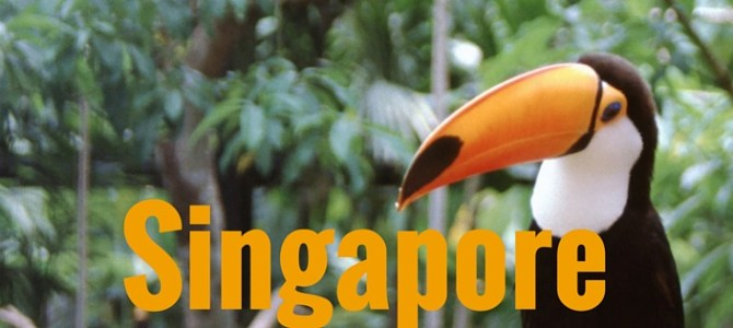 Singapore door de ogen van een toerist
