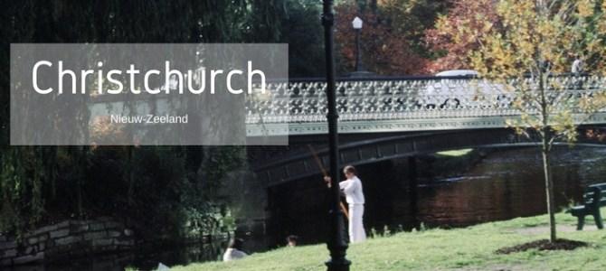Christchurch: de stad en zijn tovenaar