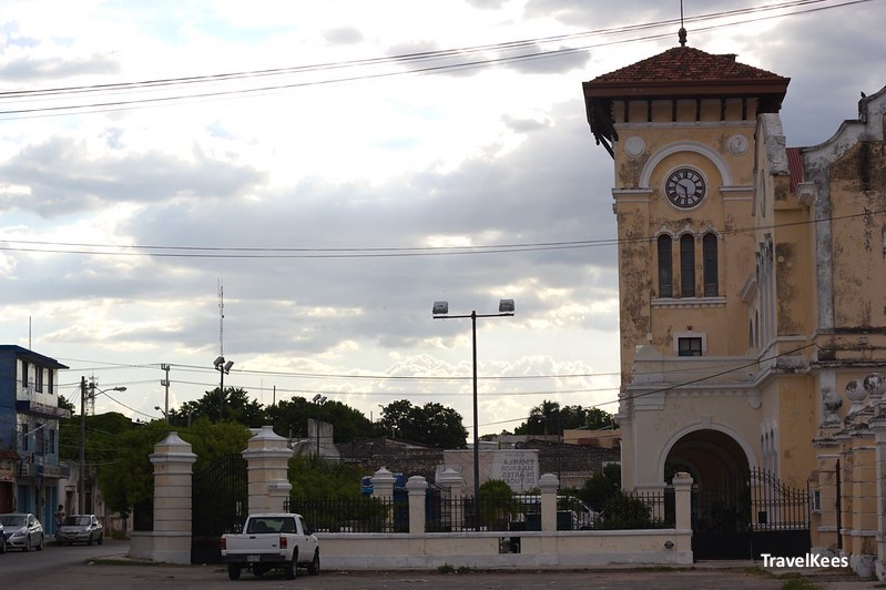 mérida old railways station
