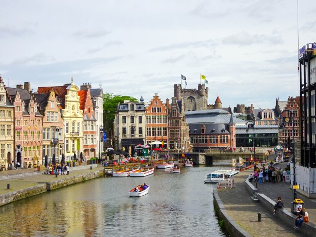 Ghent will leave you wanting more