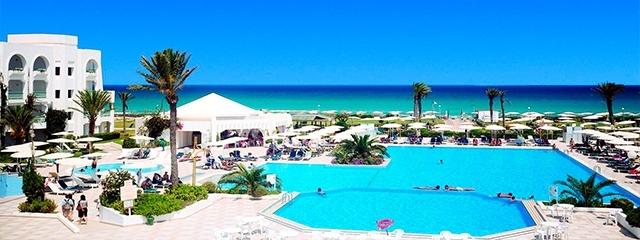Туры в Тунис из Спб от 20700