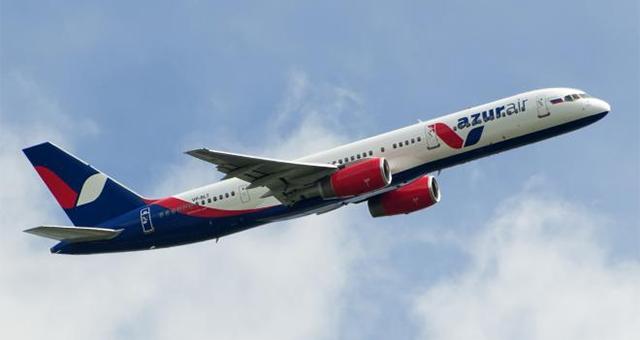 Авиакомпания Азур Эйр - официальный сайт, регистрация на рейс
