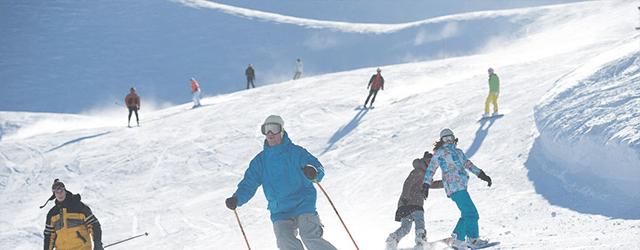 Роза Хутор (Россия): горнолыжные туры на Новый год