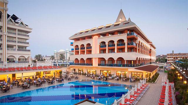 Orange Palace Side 5*