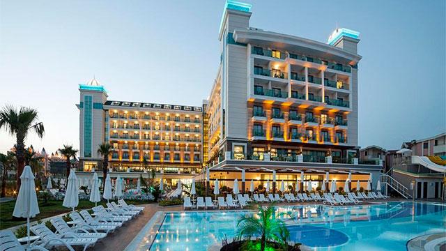 Luna Blanca Resort & SPA 5*