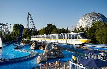 Европа Парк в Германии - тематический парк развлечений Europa-Park