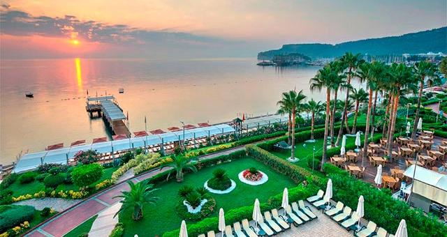 Продажа отелей в турции 5 звезд болгария солнечный берег квартиры