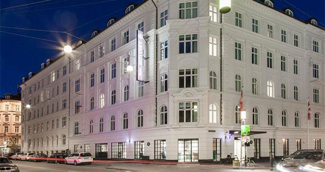 Отель Absalon Hotel 4*